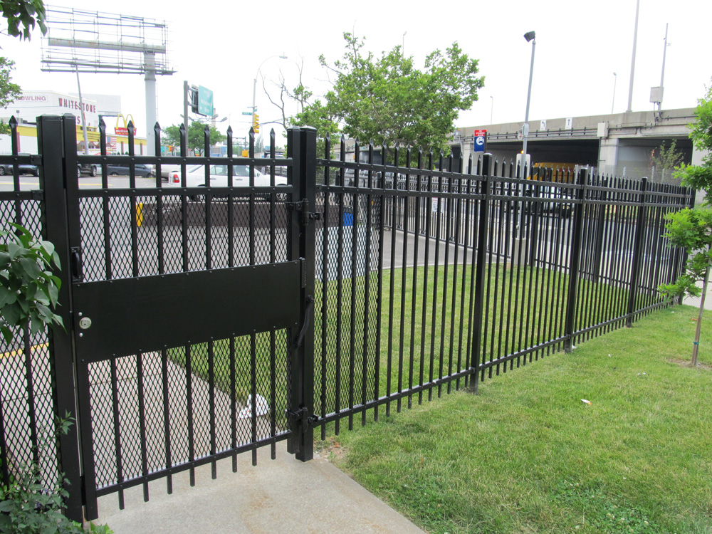 Iron Gates Olympic Fence