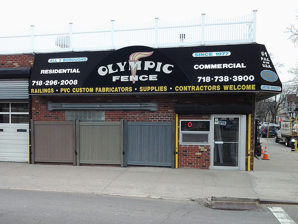 Olympic Fence - NYC Residential and Commercial Fences, Gates, and Railings
