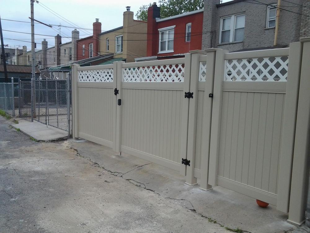 Pvc Gates Olympic Fence
